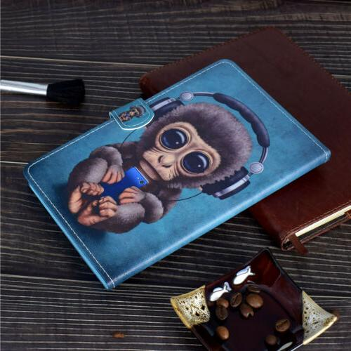 For iPad / Tablet Case Magnetic Leather Flip Stand