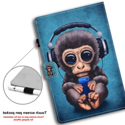 For iPad 10.2 / 7th Gen Case Leather Flip Stand