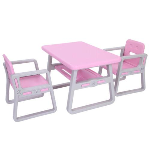Kids Table Set Tables Activity Furniture Toy