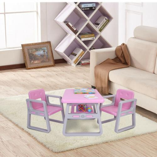kids table and chairs set toddler activity