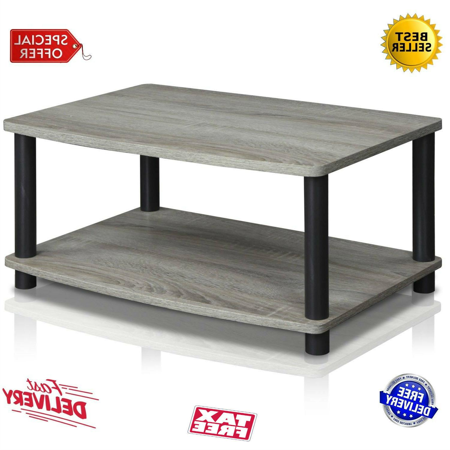 modern grey coffee table small wood end