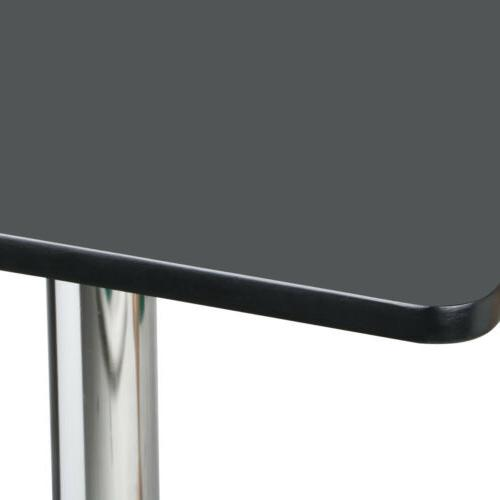 Modern Height Table Adjustable Bar Cafe