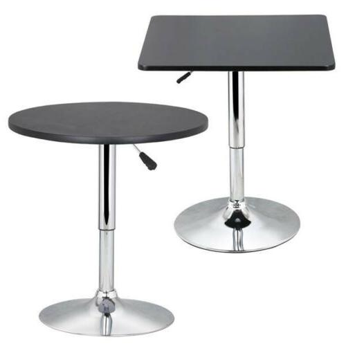 modern swivel counter table adjustable