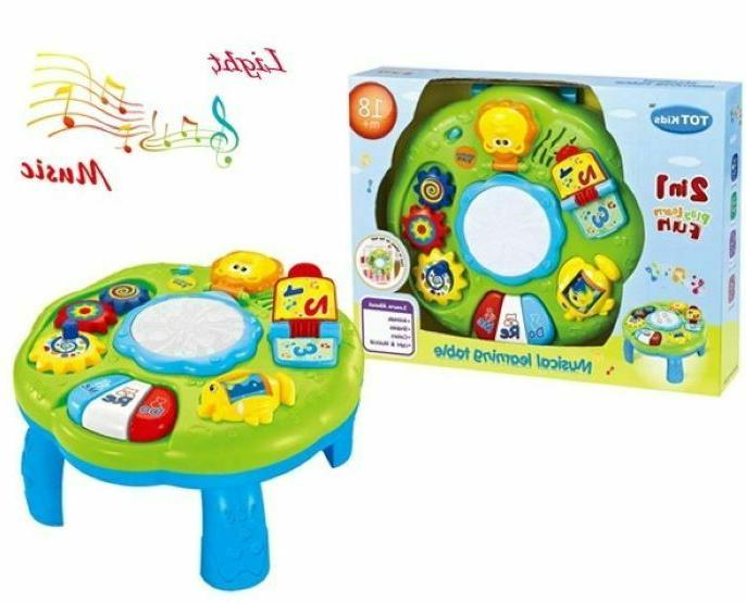Musical Toys & Toddler For 1 Year Educational