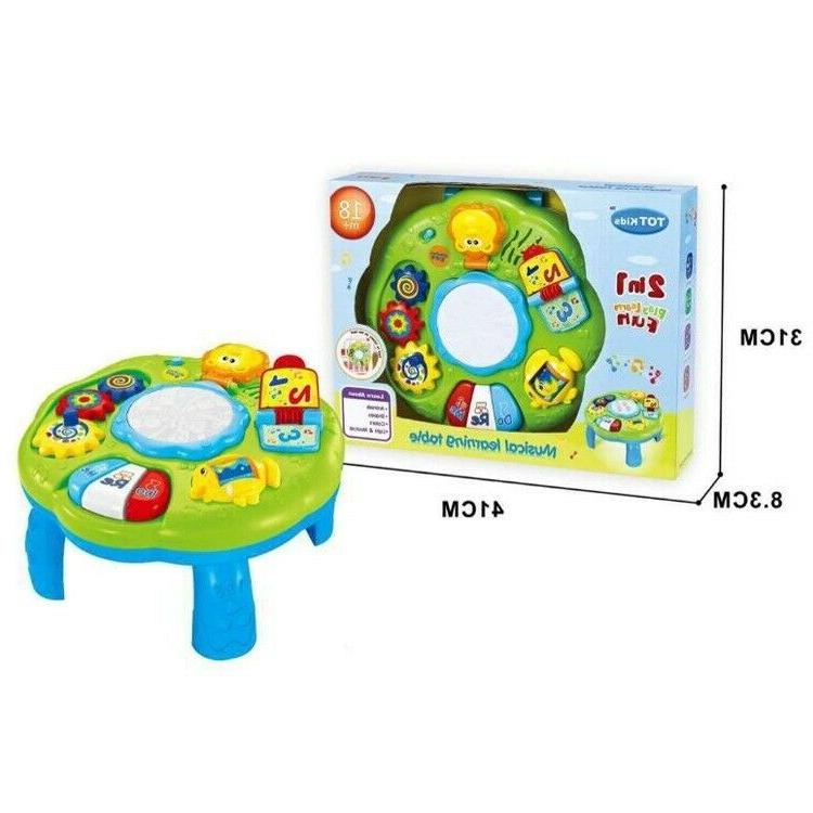 Musical Learning Toys Toddler For Educational