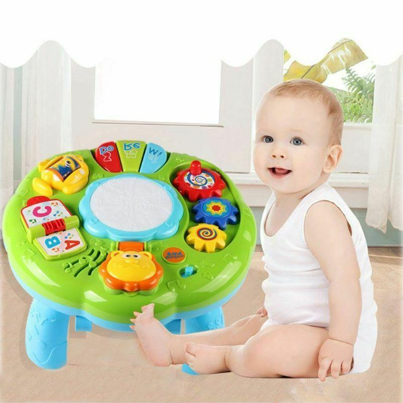 musical learning table baby toys and toddler