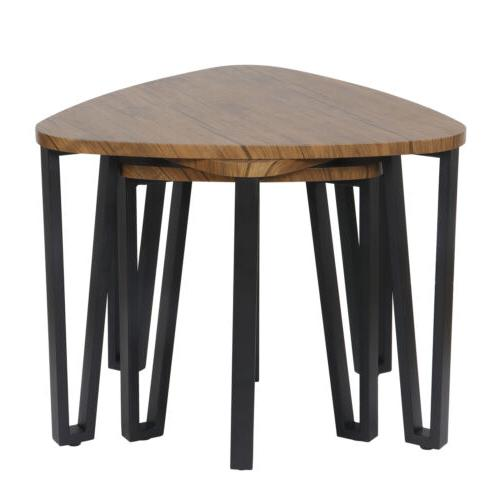 Nesting-Tables Living Table Sets of Stacking