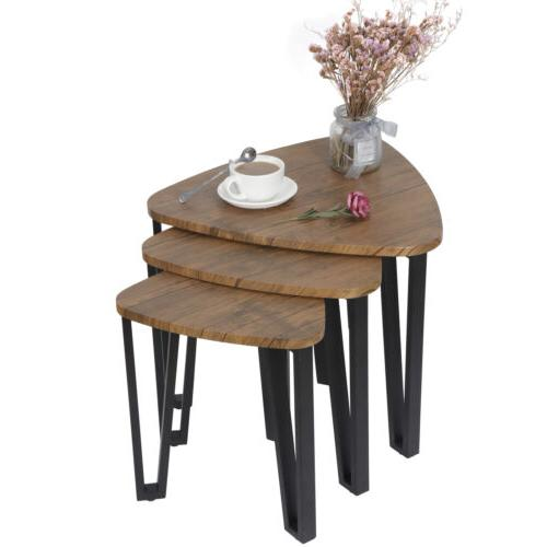 nesting tables living room coffee table sets