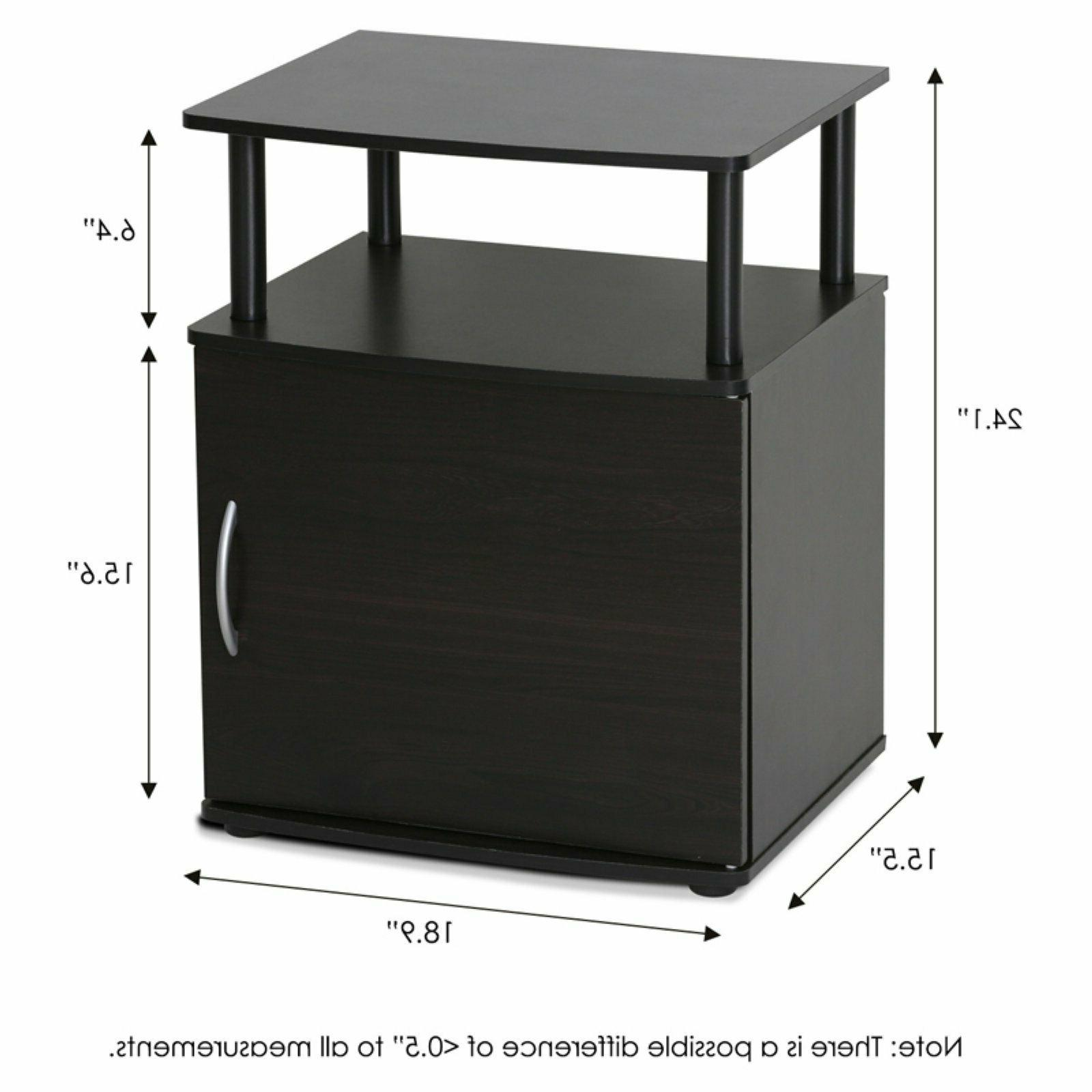 Nice End Tables Side Stand Coffee Nightstand Shelf