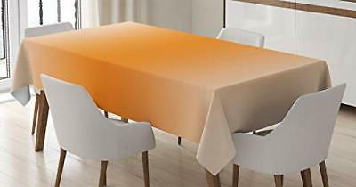 ombre tablecloth scorching desert sunny hot summer
