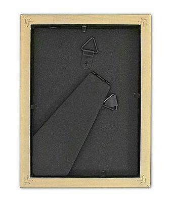 Pack Ebony Black picture frame GLASS