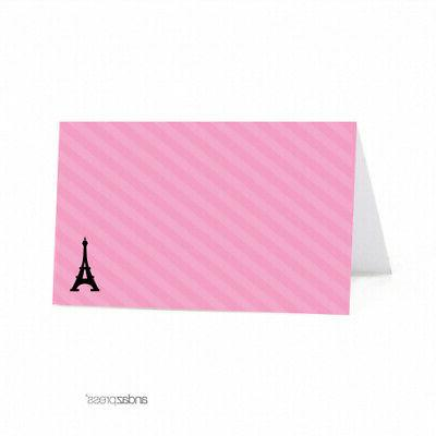 paris bonjour bebe girl baby shower collection