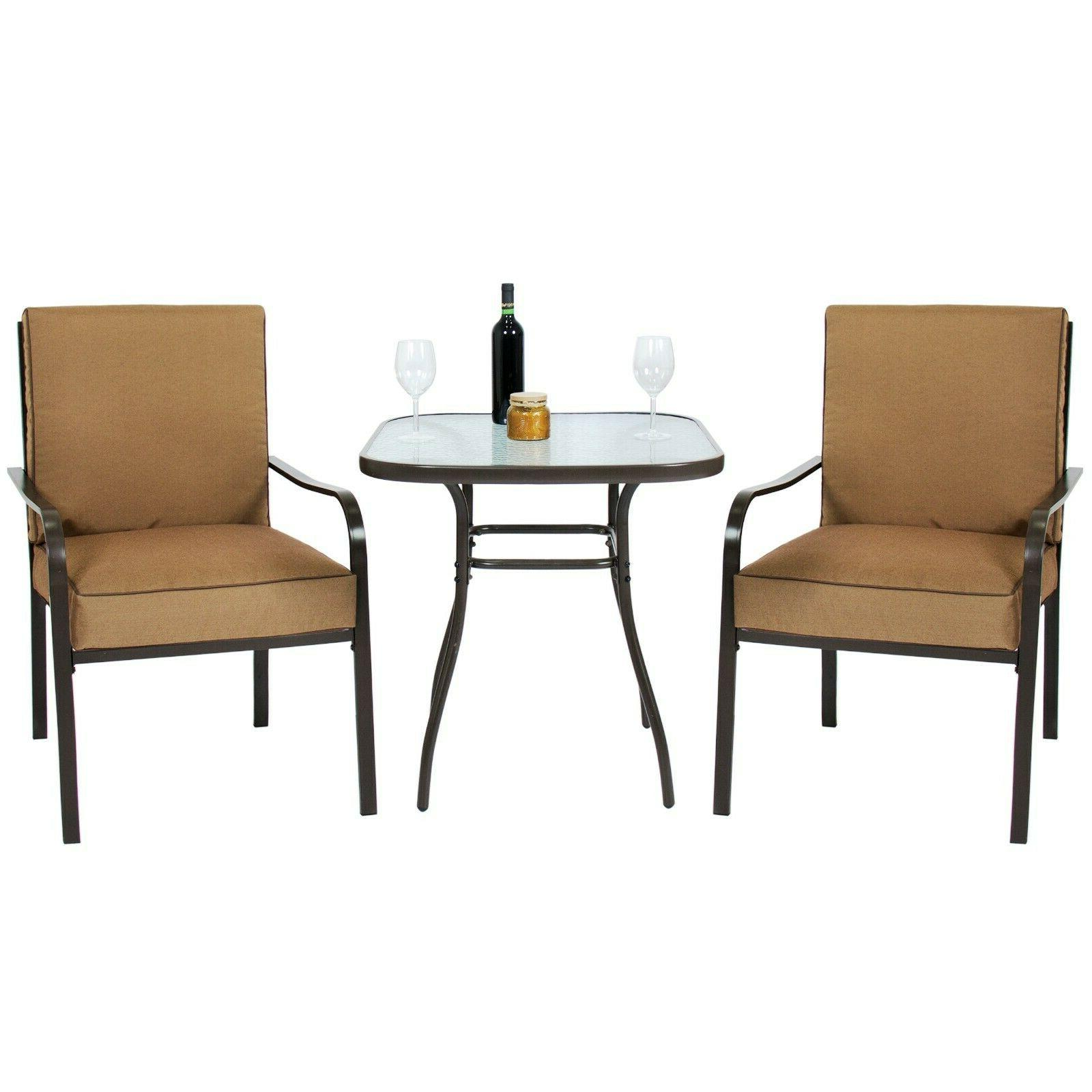 Patio Bistro Sets Clearance Porch Furniture Apartment Comfor