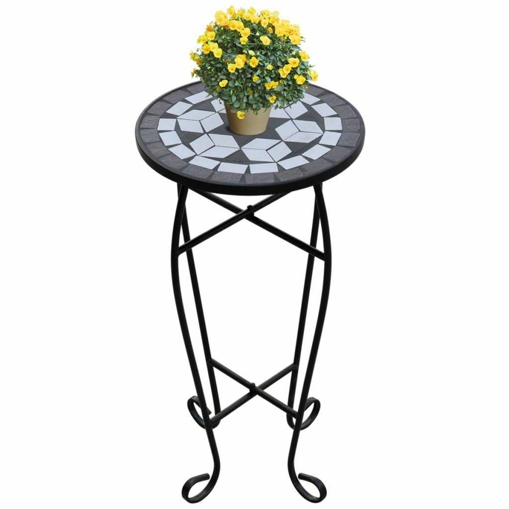 Plant Coffee Tray Side Table Table Top for Terrace