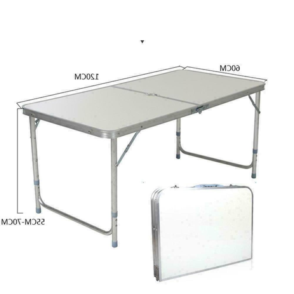 Portable Indoor Folding 4' Party US