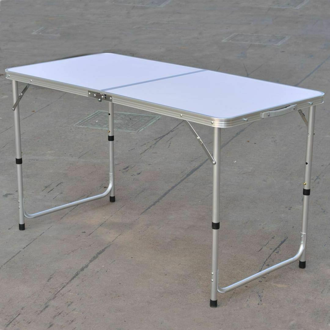 Portable Indoor Outdoor Folding Table Party