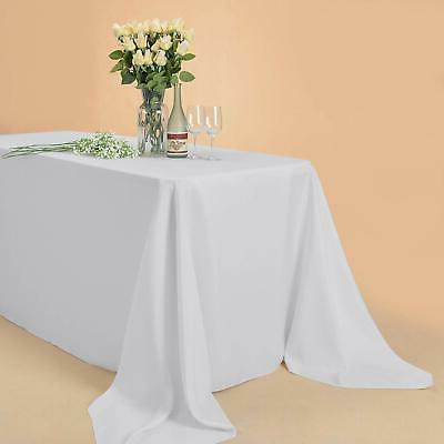 Solid Soft Table Cover