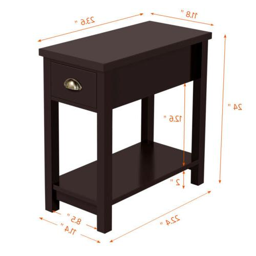 Small Side Storage Room Night Stand