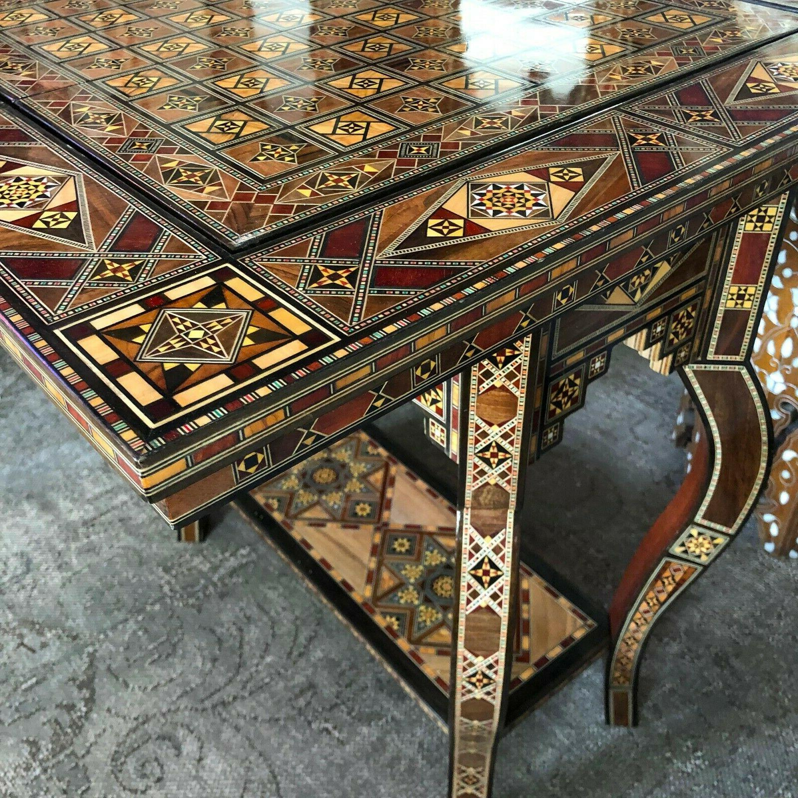 Syrian inlay game