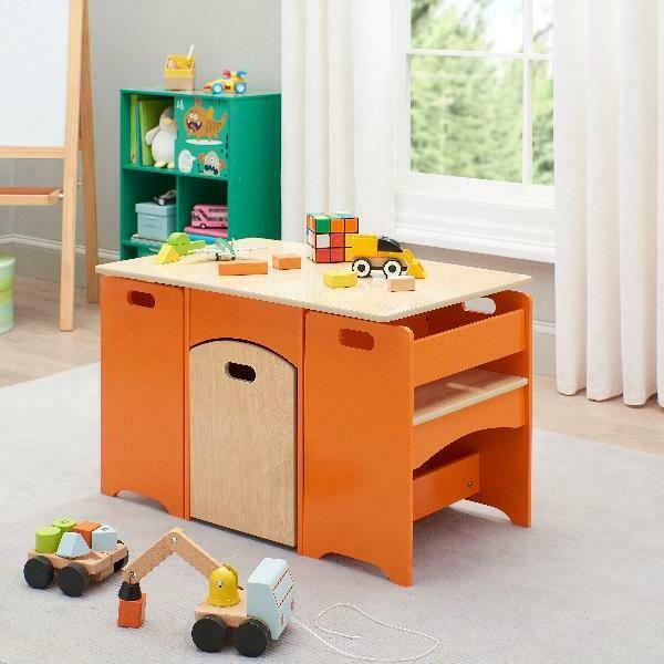 for Wooden 4 PCS Childrens Classroom Activity