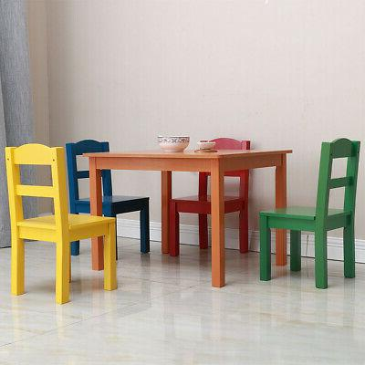 Table and Chairs set for boys and Girls Activity