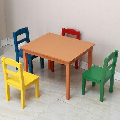 Table and for Children and Study Activity