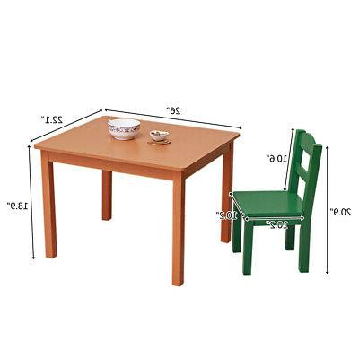 Table Chairs for boys and Girls Study Activity set