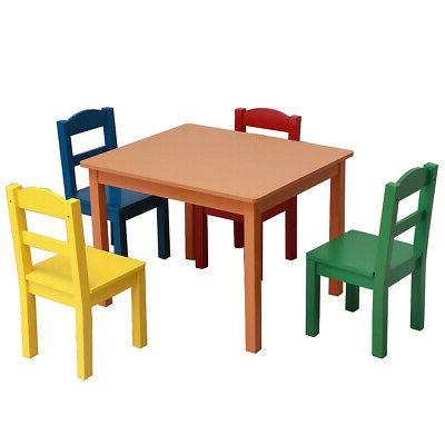 Table Chairs set for and Girls Table Activity set