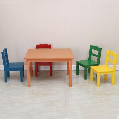 table and chairs set for children kids