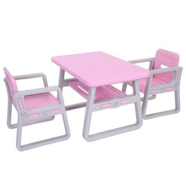 US Study/Play/Activity/Reading Kids Table Chairs