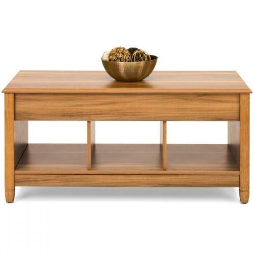 Best Choice Products Modern Coffee Dining Table
