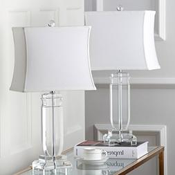 Safavieh Lighting Collection Olympia Crystal 25-inch Table L