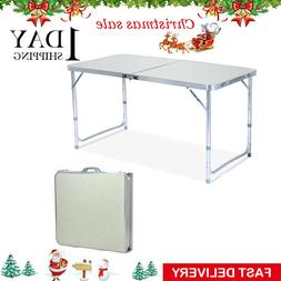 Party Camp Tables Folding Table Portable Plastic Indoor Outd