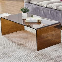 Premium Tempered Glass Coffee Tables for Living Room Modern