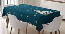 Ambesonne Sea Tablecloth Ambesonne 3 Sizes Rectangular Table
