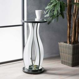 Sena Mirror Side Table by Christopher Knight Home - Stylish