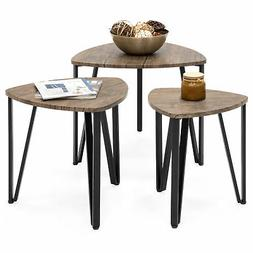 BCP Nesting Coffee Tables, Set of 3