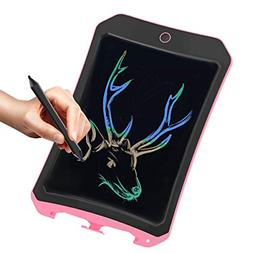 spring and colorful lcd writing tablet